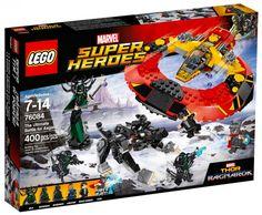 LEGO Marvel Super Heroes 76084 : The Ultimate Battle for Asgard - Juin 2017