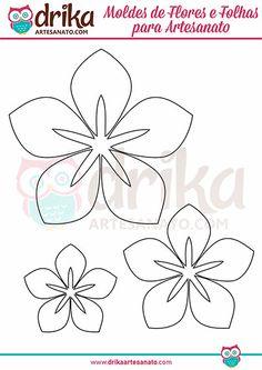 Paper Flower Art, Paper Flowers Diy, Felt Flowers, Flower Crafts, Fabric Flowers, Flower Petal Template, Quilt Square Patterns, Mother's Day Diy, Diy Ribbon