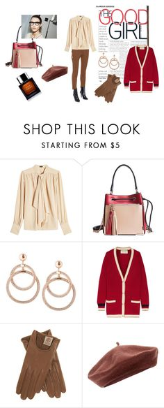 """""""cool girl"""" by anchutki on Polyvore featuring мода, Joseph, Gucci, Accessorize и BoonTheShop"""