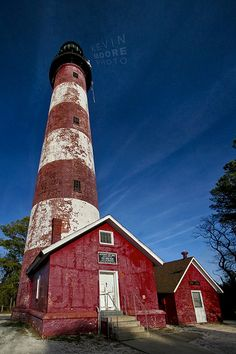 Assateague Lighthouse - Chincoteague Island, Virginia From my hometown. Dc Travel, Places To Travel, Places To See, Places Ive Been, Virginia Vacation, Virginia Beach, Virginia Usa, Chincoteague Island, Virginia Is For Lovers