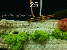 Rosetas Pequeñas. Crochet volumétrico patrón. Discusión detallada Sobre MK .. liveinternet - Russian Servicio Diarios Online