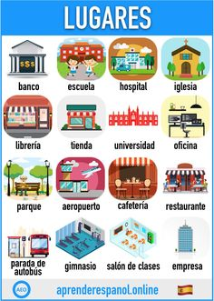Spanish Lessons For Kids, Learning Spanish For Kids, Spanish Basics, Spanish Lesson Plans, Spanish Language Learning, Spanish Classroom Activities, Spanish Teaching Resources, Spanish Worksheets, Learn Spanish Online