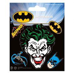 Buy Batman Sticker Set Stickers  174eb757d24c1