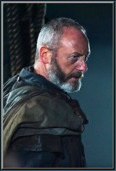 """Liam Cunningham: Ser Davos Seaworth on HBO's """"Game of Thrones"""" (one of my favorite characters in the books and HBO series) Game Of Thrones Books, Game Of Thrones Fans, Valar Morghulis, Winter Is Here, Winter Is Coming, Best Series, Tv Series, Jon Snow, Liam Cunningham"""