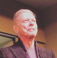 David in the World Premiere of LAZARUS. (Dec 7- 2015. NYC)