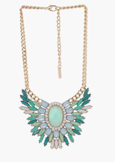 Peacock Statement Necklace | Shop for Peacock Statement Necklace Online