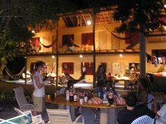 Mal Pais, Costa Rica... coolest hostel ever.