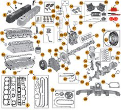Jeep CJ Suspension Parts Exploded View Diagram (Years 1976