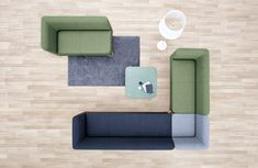 SoftBox seating range by Profim includes armchairs, sofas, acoustic sofas, benches and pouffes. Reception Seating, Floor Seating, Dining Sofa, Media Furniture, Soft Flooring, Throw Cushions, Fabric Sofa, Decorating On A Budget, Upholstered Chairs