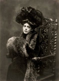 Ethel Barrymore in 1901