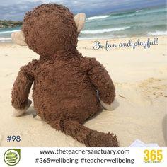#98/365 #365wellbeing  Be fun and playful! #TopTips #TakeTheOxygenFirst #TeacherWellbeing #TheTeacherSanctuary #EveryTeacherMatters #KathrynLovewell #smile #happydays #carefree #sunshine #keepsmiling #laughter #Fun #playfulness #DontMakeThingsSignificant