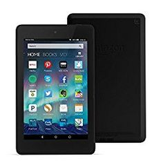 The Fire HD 6 tablet comes in 6 vibrant, eye-catching colours that compliment its outstanding 6″ display. If you enjoy reading at night, you'll enjoy the Blue Shade feature, which significantly reduces the level of blue light that causes eye-strain and leads to sleep problems.