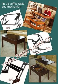coffee table mechanism