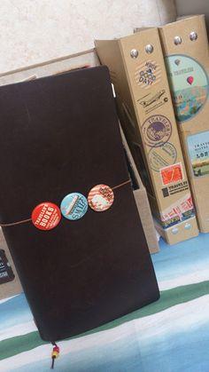 TRAVELER'S notebook - MIDORI