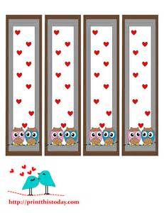 Cool Printable Bookmarks Owl - Bing images