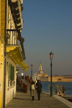 Beauty everywhere you look, those are beautiful Venetian little streets. Dorsoduro