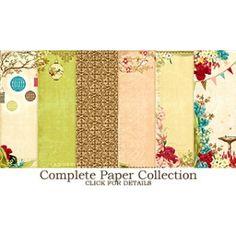 Paper Collection - Garden Gala