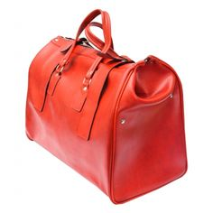 70s travelling bag.