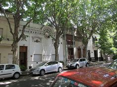 BUENOS AIRES, ARGENTINA - Palermo Hollywood neighborhood/ БУЭНОС-АЙРЕС, АРГЕНТИНА - микрорайон Палермо-Голливуд