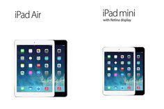 Apple iPad Air, iPad Mini Retina Deals: Price Discount Up to 50%