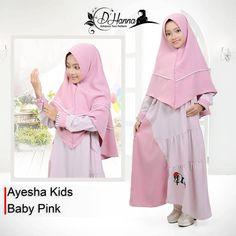 Ayesha kids by D'Hanna Baby Kids, Pink, Fashion, Moda, Fashion Styles, Pink Hair, Fashion Illustrations, Roses