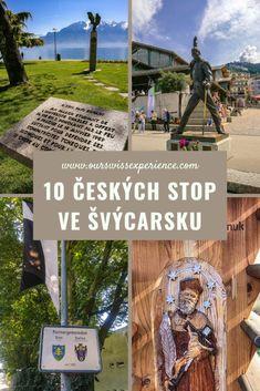 10 českých stop ve Švýcarsku Lausanne