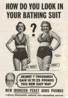 Too skinny