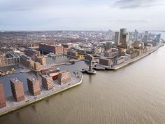 FIRST LOOK AT LIVERPOOL WATERS VISION FOR THE FUTURE