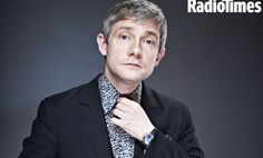 Martin Freeman: exclusive Radio Times desktop wallpaper | Radio Times