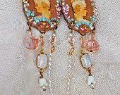 Fairytale jewellery for your big day from http://www.lilygraceoriginals.com at www.bristolvintageweddingfair.blogspot.co.uk #Bristol #vintage #wedding #fair