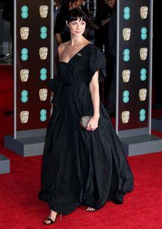 Bafta Red Carpet, Caitriona Balfe Outlander, Outlander Season 4, Outlander Casting, Nice Dresses, Formal Dresses, Jamie And Claire, Bridesmaid Dresses