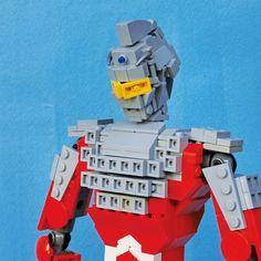 https://flic.kr/p/qikX6V   LEGO Ultra Seven