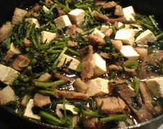 Pork tofu watercress recipe hawaii