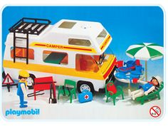 Play Mobile, My Childhood Memories, Childhood Toys, Camping Car Playmobil, Girls Names Vintage, Playmobil Sets, Infancy, Niece And Nephew, Toys