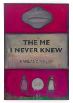 Introspective Stuff | Harland Miller | International Lonely Guy