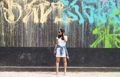 Scorching temperatures call for a  LWD Read more on www.amillionbucks.in  Image courtesy @pallaviarora2012   summerstyle  streetstyle  fblogger  shoes  ootd  lookbook  lookoftheday  outfitoftheday  musthave  summertrends  fashionpost  stylefile  chic  style  fashiondiaries  fashion  fashionblog  fashionblogger  fashionaddict  indianfashionblogger  dailylook  instastyle  instalook  mycloset  instagrammers  cordset  matchmuch