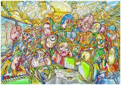 vThe Artwork of Matei Apostolescu