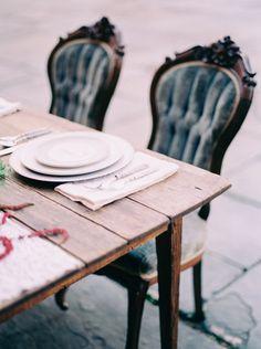 Burgundy and velvet wedding inspiration