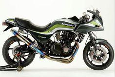 #gpz #gpz900r #Kawasaki by sanadamasaru