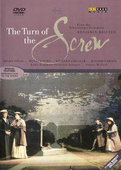 Britten: The Turn of the Screw - ArtHaus DVD. £30.63