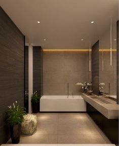 Modern bathroom - cool picture