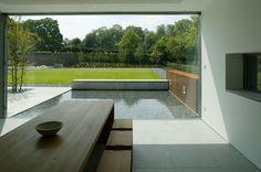 Wannenmacher + Möller designed the Möllmann Residence near Bielefeld, Germany.