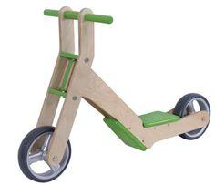 Wooden Bike 8