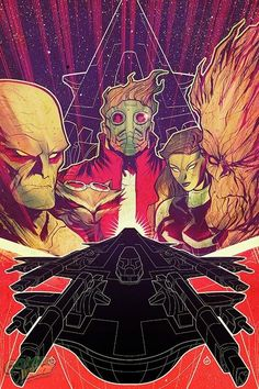 Guardians of the Galaxy Annual #1 by Juan Doe *