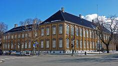 Stiftsgården in Trondheim,Norway- Foto: Tor Beisvåg /