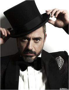Robert Downey Jr.  :-D