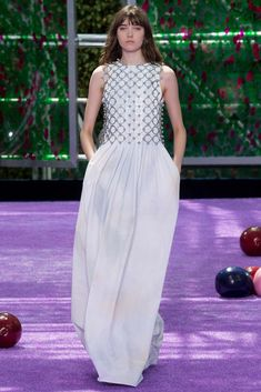 Christian Dior Haute Couture F/W 2015 Paris | GRAVERAVENS