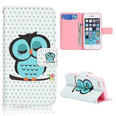 Cute Sleeping Owl Apple Iphone 5 Wallet Cases - Compatible with Apple Iphone 5/5s; Bonus Included- Iphone 5 Screen Protector Included Night Owl Shoppers http://www.amazon.com/dp/B00QULNTP6/ref=cm_sw_r_pi_dp_BMOhvb1HHQ9ZV