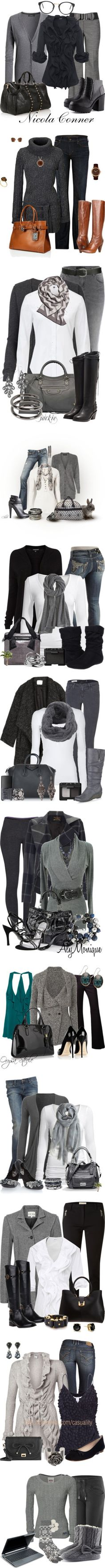 Deep Winter Soft/Soft Summer Deep by katestevens on Polyvore featuring mode, Diego Reiga, H&M, RetroSuperFuture, Citizens of Humanity, Frye, Ralph Lauren Collection, Baccarat, Roberto Marroni and 88 RUE DU RHONE