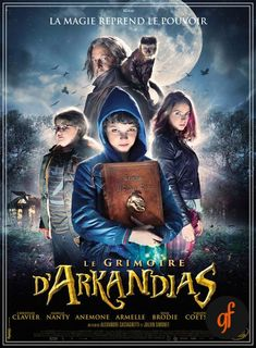 Directors:Alexandre Castagnetti, Julien Simonet Stars:Christian Clavier, Isabelle Nanty, Pauline BrisyLe grimoire d'Arkandias Theo discovers a book about magic at the local library. Netflix Movies, Hd Movies, Movies Online, Movies And Tv Shows, Movies 2019, Film D'action, Bon Film, Film Movie, Night Film